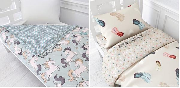 комплекты постельного белья в кроватку