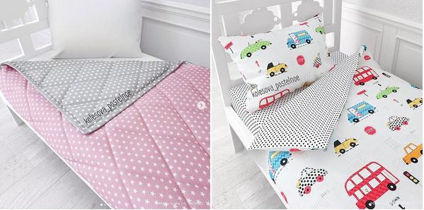 детские пододеяльники в кроватку