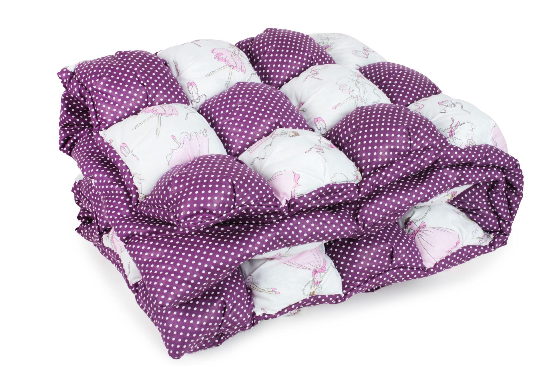 """фото одеяла-Бонбон AmaroBaby Royal Care в цвете """"Вишня"""""""