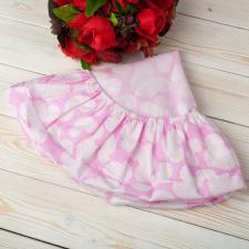 """фото простыни AmaroBaby на резинке круглая 75х75х12 бязь в цвете """"Мышонок розовый"""""""