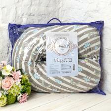 Подушка для беременных AmaroBaby 170х25 (Радуга)