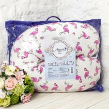 Подушка для беременных AmaroBaby 170х25 (Фламинго)