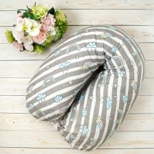 Наволочка к подушке для беременных AmaroBaby 170х25 (Радуга)
