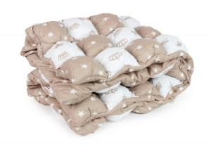 Одеяло-Бонбон AmaroBaby Royal Care (Коричневый)