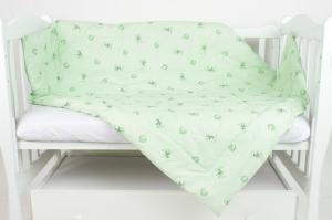 фото одеяла AmaroBaby Сладкий сон БАМБУК (30 % бамбуковое волокно, 70% пэ, тань поплин 100% хлопок)