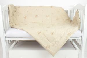 фото одеяла AmaroBaby Сладкий сон ШЕРСТЬ (наполнитель 55% пэ, 45% шерсть, ткань поплин 100% хлопок)
